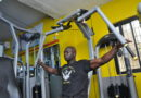Workout Sessions Of Mr Flex Nigeria