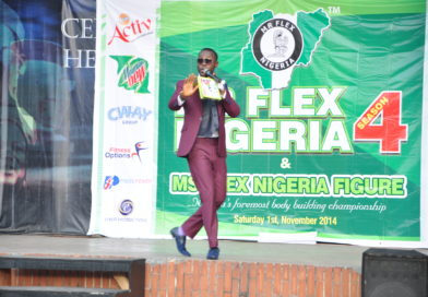 Artist Performances At Mr Flex Nigeria