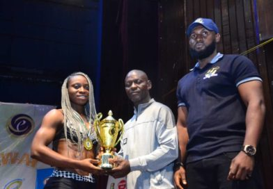 Meet Ruth Imoleayo, The Winner Of Miss Flex Figure 2019